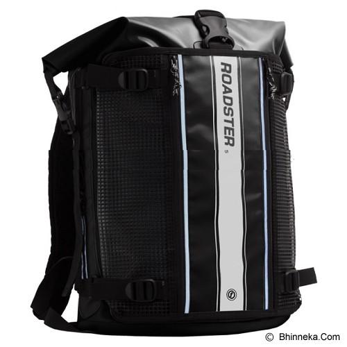 FEELFREE Roadster 25 [R25] - Black - Waterproof Bag